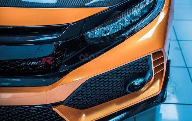 Cần bán xe Honda Civic Type R đời 2020, màu cam3