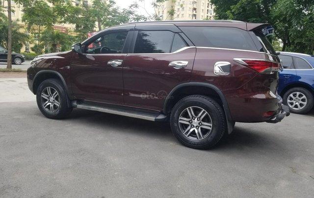 Bán Toyota Fortuner, máy xăng, một cầu, xe nhập khẩu, sản xuất 20171