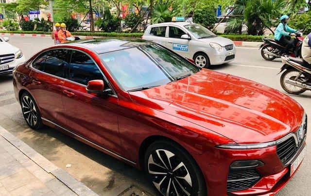 Vinfast Lux A xe 2020 - vay 80% giá xe - vay 2 năm không lãi suất - hỗ trợ chứng minh thu nhập0