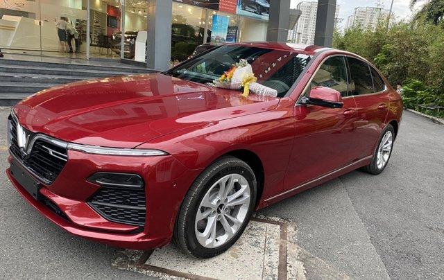 Vinfast Lux A xe 2020 - vay 80% giá xe - vay 2 năm không lãi suất - hỗ trợ chứng minh thu nhập1