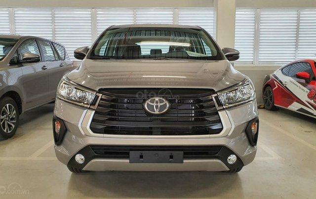 Toyota Innova E 2021, trả trước 20%, bán chính hãng tại Toyota Hiroshima Tân Cảng, đại lý gốc0