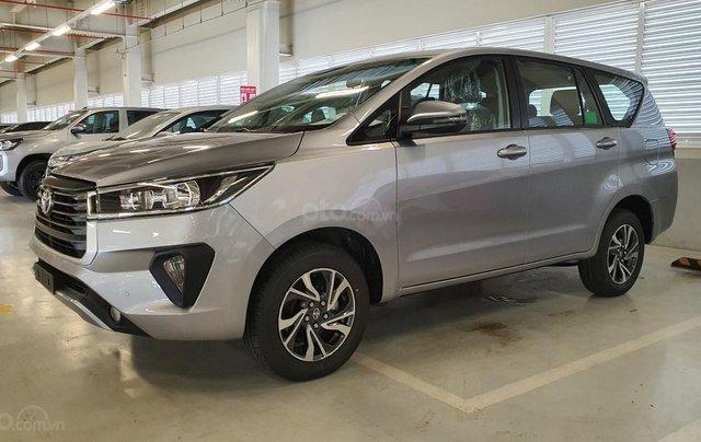 Toyota Innova E 2021, trả trước 20%, bán chính hãng tại Toyota Hiroshima Tân Cảng, đại lý gốc1