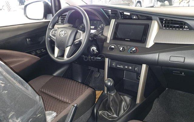 Toyota Innova E 2021, trả trước 20%, bán chính hãng tại Toyota Hiroshima Tân Cảng, đại lý gốc3