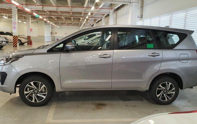 Toyota Innova E 2021, trả trước 20%, bán chính hãng tại Toyota Hiroshima Tân Cảng, đại lý gốc4