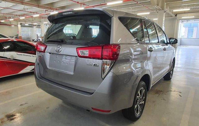 Toyota Innova E 2021, trả trước 20%, bán chính hãng tại Toyota Hiroshima Tân Cảng, đại lý gốc6