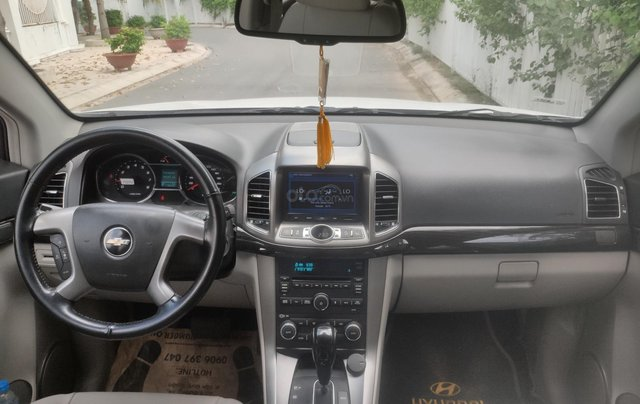 Chevrolet Captiva 2.4LTZ 2015, đi 95.000km, bảo hành 10.000km2