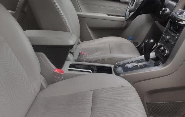 Chevrolet Captiva 2.4LTZ 2015, đi 95.000km, bảo hành 10.000km4