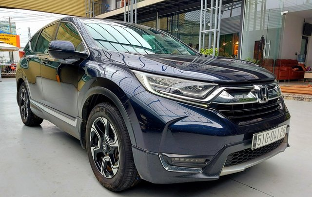 Honda CRV 1.5G 2018, biển SG, bao test hãng1