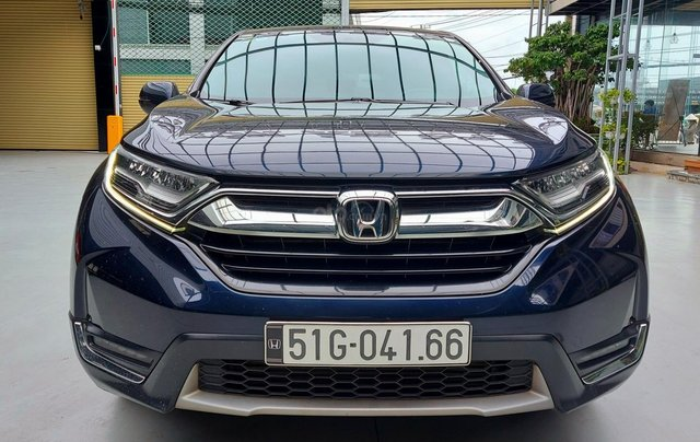 Honda CRV 1.5G 2018, biển SG, bao test hãng0
