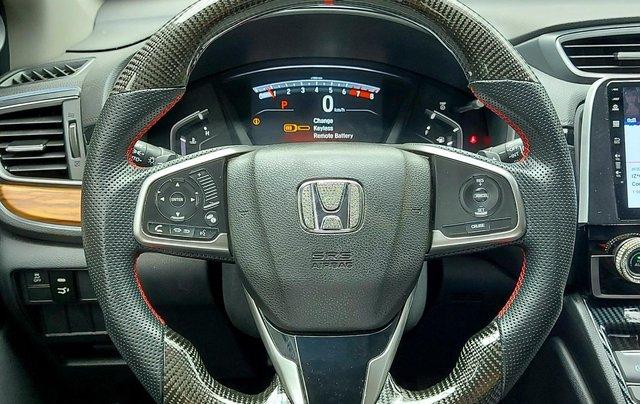 Honda CRV 1.5G 2018, biển SG, bao test hãng6