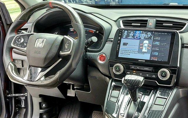 Honda CRV 1.5G 2018, biển SG, bao test hãng8