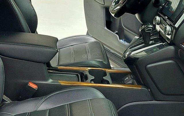 Honda CRV 1.5G 2018, biển SG, bao test hãng10
