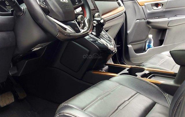 Honda CRV 1.5G 2018, biển SG, bao test hãng9