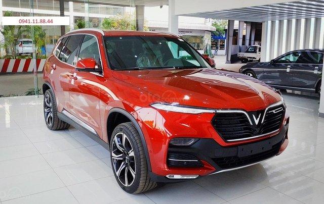 Vinfast LUX SA xe 2020 - vay tối đa 80% xe - vay 2 năm không lãi suất - hỗ trợ chứng minh thu nhập1