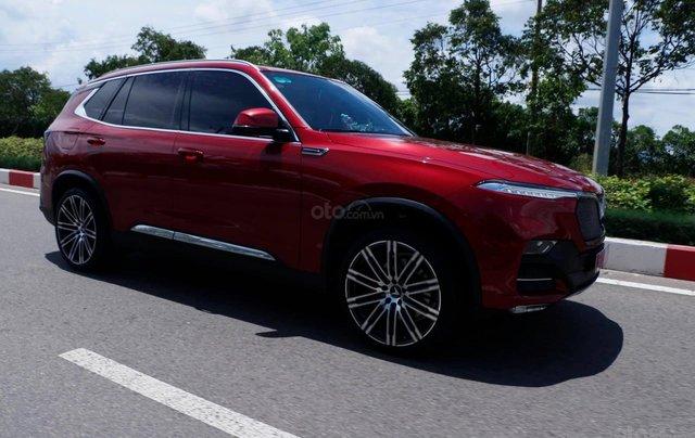 Vinfast LUX SA xe 2020 - vay tối đa 80% xe - vay 2 năm không lãi suất - hỗ trợ chứng minh thu nhập0