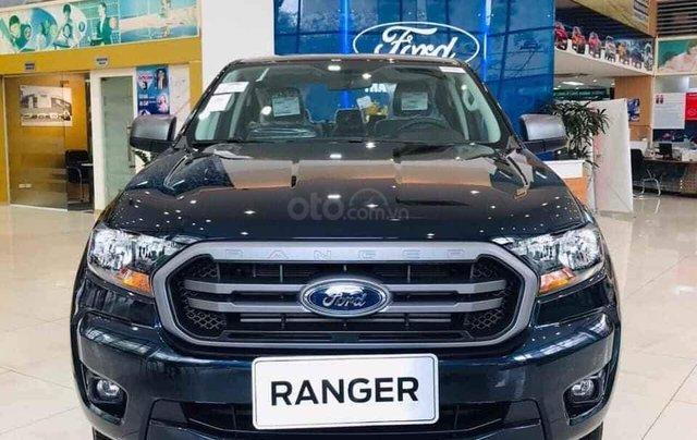 Bán Ford Ranger mới 2020 đủ màu, giao ngay, giao xe toàn quốc, trả góp 80%1