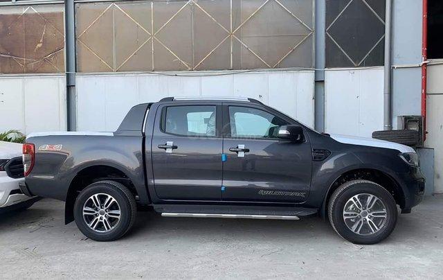Bán Ford Ranger mới 2020 đủ màu, giao ngay, giao xe toàn quốc, trả góp 80%2