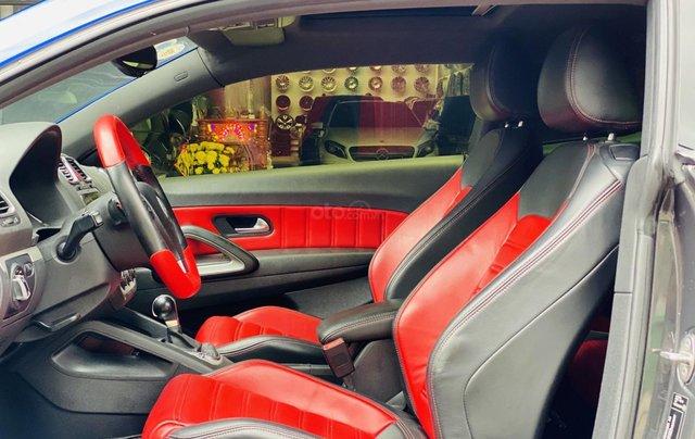 Cần bán lại xe Volkswagen Scirocco model 2010, màu xanh lam, xe gia đình giá tốt 429 triệu đồng7