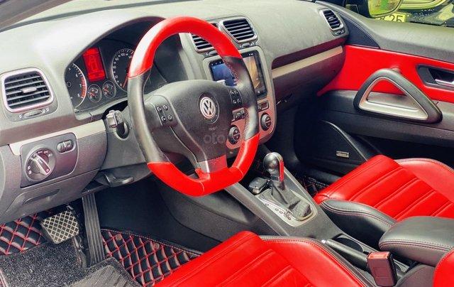 Cần bán lại xe Volkswagen Scirocco model 2010, màu xanh lam, xe gia đình giá tốt 429 triệu đồng10