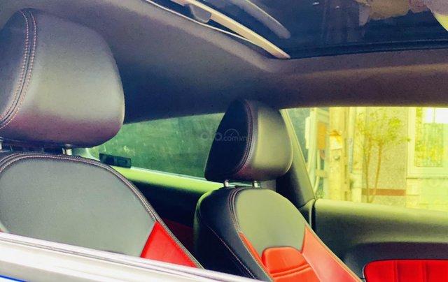 Cần bán lại xe Volkswagen Scirocco model 2010, màu xanh lam, xe gia đình giá tốt 429 triệu đồng13