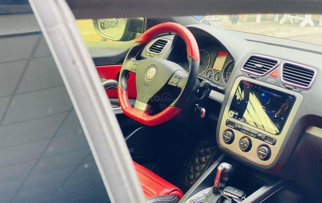 Cần bán lại xe Volkswagen Scirocco model 2010, màu xanh lam, xe gia đình giá tốt 429 triệu đồng12