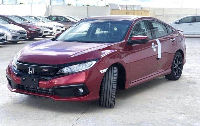 Cần bán xe Honda Civic RS 1.5 AT 2020, màu đỏ1