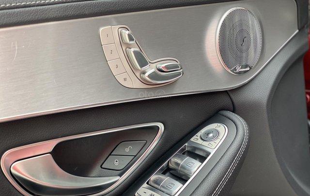 Bán xe Mercedes Benz C300 2.0 AT 2017 xe màu đỏ, thương hiệu đẳng cấp thế giới13