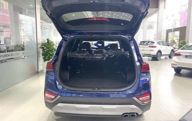 Hyundai Santafe - chương trình khuyến mãi lớn nhất năm. Giảm giá trực tiếp 33 triệu - tặng phụ kiện siêu ưu đãi4