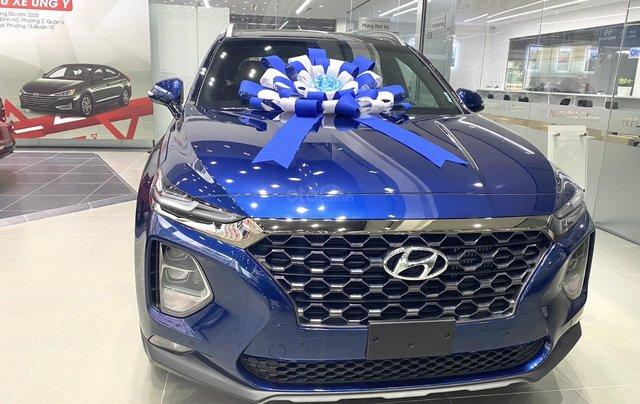 Hyundai Santafe - chương trình khuyến mãi lớn nhất năm. Giảm giá trực tiếp 33 triệu - tặng phụ kiện siêu ưu đãi2