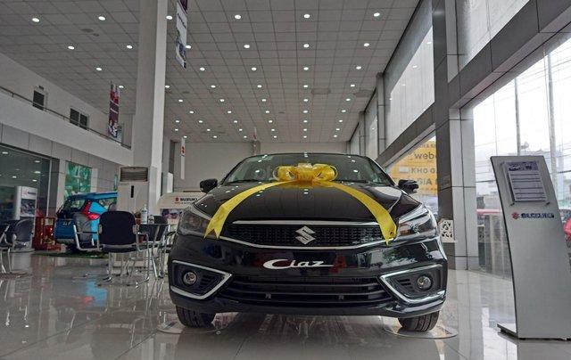 Bán trả góp Suzuki Ciaz sx 2020 đưa trước 180 triệu0