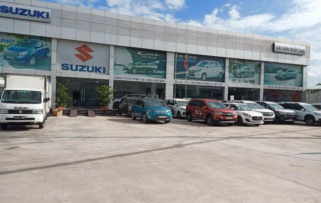 Bán trả góp Suzuki Ciaz sx 2020 đưa trước 180 triệu6