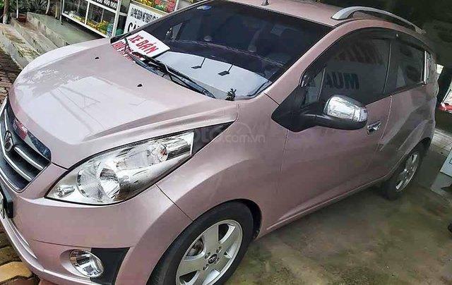 Bán Daewoo Matiz sản xuất 2010, xe nhập, số tự động0