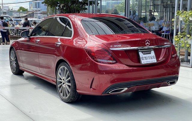 Mercedes C300 AMG sản xuất 2017, đăng ký lần đầu 2018, xe gia đình sử dụng, chạy 20.000km, bao test hãng, có trả góp4