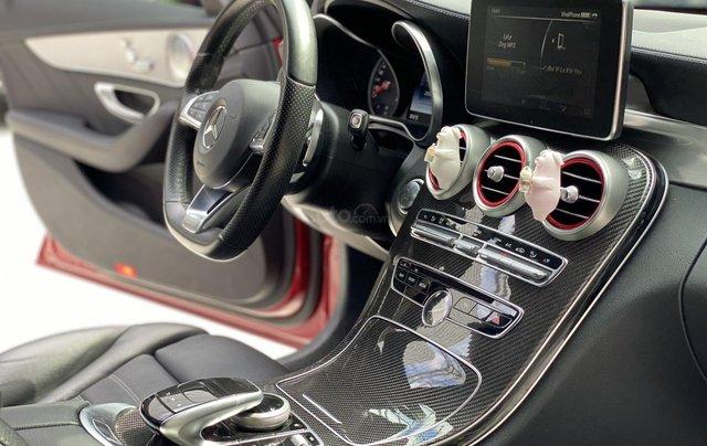 Mercedes C300 AMG sản xuất 2017, đăng ký lần đầu 2018, xe gia đình sử dụng, chạy 20.000km, bao test hãng, có trả góp7