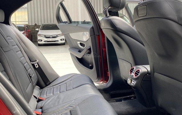 Mercedes C300 AMG sản xuất 2017, đăng ký lần đầu 2018, xe gia đình sử dụng, chạy 20.000km, bao test hãng, có trả góp12