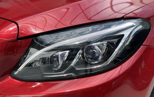 Mercedes C300 AMG sản xuất 2017, đăng ký lần đầu 2018, xe gia đình sử dụng, chạy 20.000km, bao test hãng, có trả góp1
