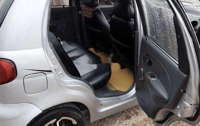 Bán ô tô Daewoo Matiz sản xuất năm 2005, màu bạc, nhập khẩu, giá tốt5