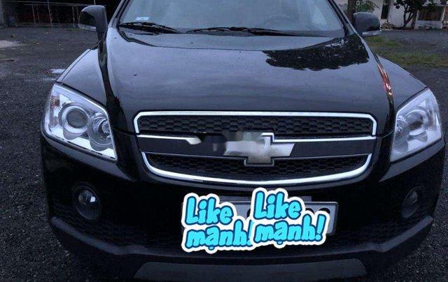 Bán xe Chevrolet Captiva sản xuất năm 2008, nhập khẩu, xe giá thấp0
