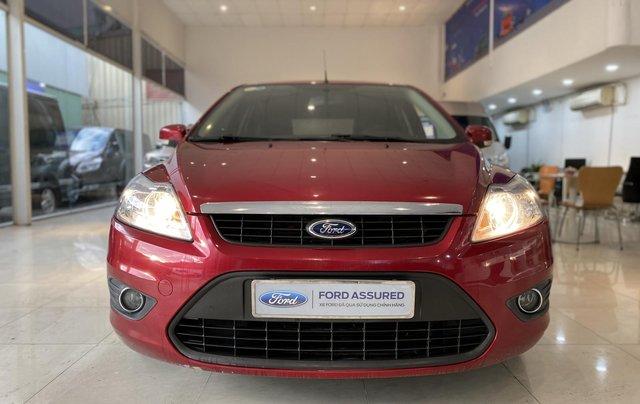 Bán ô tô Ford Focus đời 2013, màu đỏ0