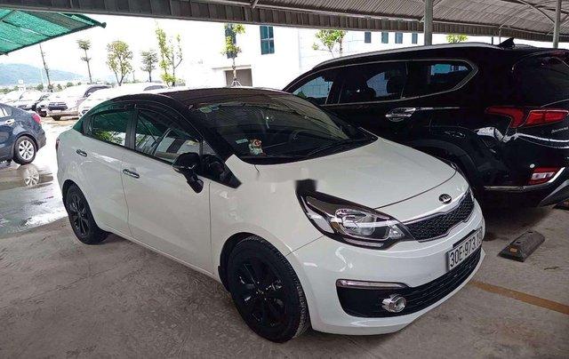Cần bán lại xe Kia Rio 1.4AT năm sản xuất 2017, nhập khẩu, giá thấp1
