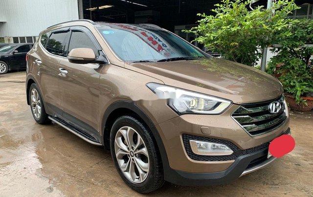Bán ô tô Hyundai Santa Fe năm sản xuất 2015, xe chính chủ sử dụng còn mới0