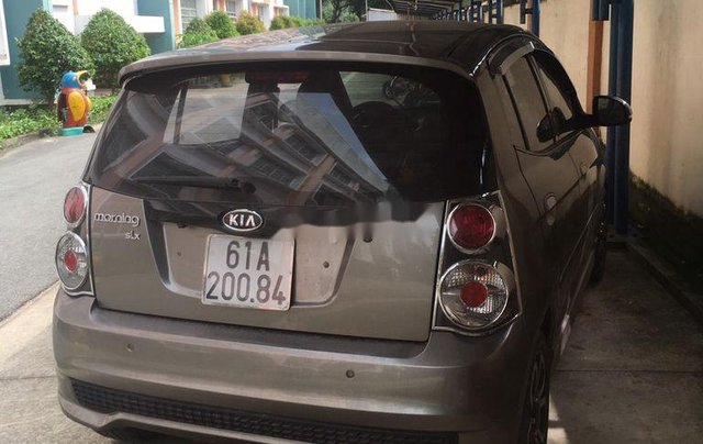 Cần bán gấp Kia Morning sản xuất năm 2009, xe nhập còn mới0