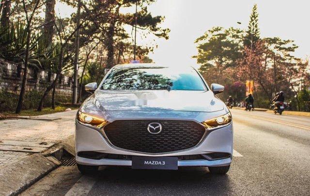 Bán Mazda 3 1.5L Deluxe sản xuất năm 2020, xe còn mới, động cơ hoạt động tốt3