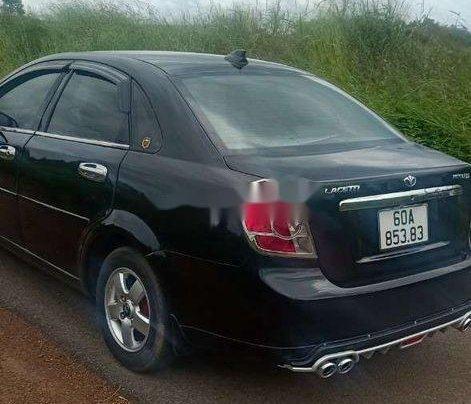 Bán Daewoo Lacetti năm sản xuất 2009, chính chủ sử dụng xe màu đen3
