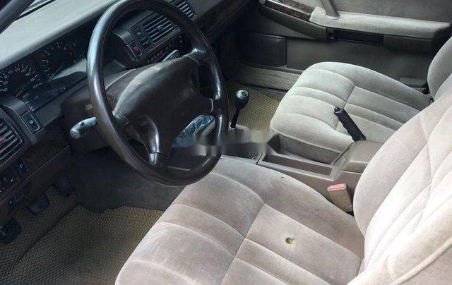 Bán Nissan Cedric đời 1993, màu đen, số sàn5