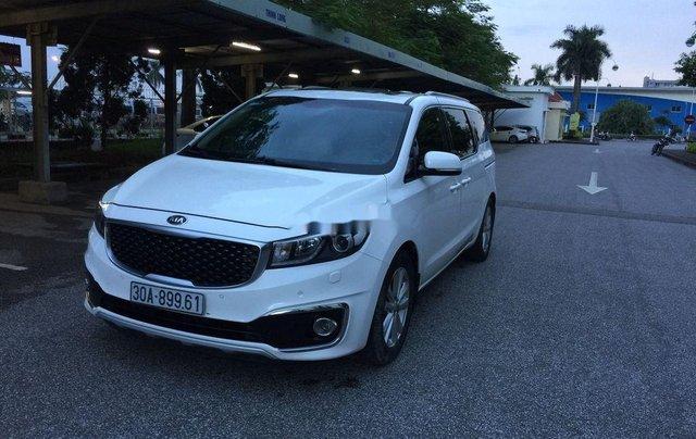 Cần bán xe Kia Sedona sản xuất năm 2015, nhập khẩu nguyên chiếc1