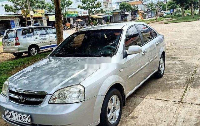 Xe Daewoo Lacetti sản xuất năm 2009, nhập khẩu nguyên chiếc, xe còn mới4