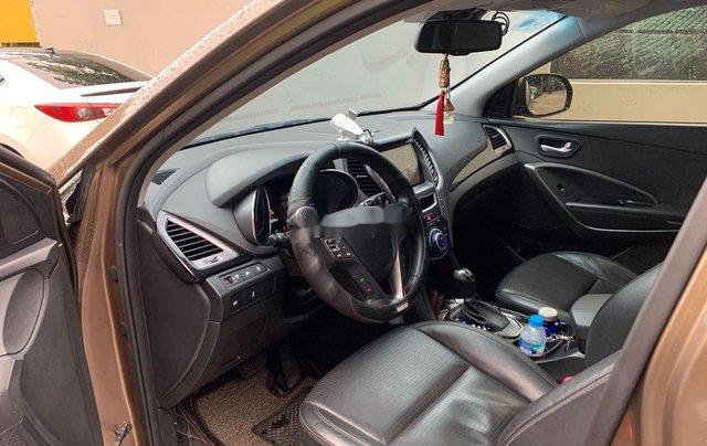 Bán ô tô Hyundai Santa Fe năm sản xuất 2015, xe chính chủ sử dụng còn mới5