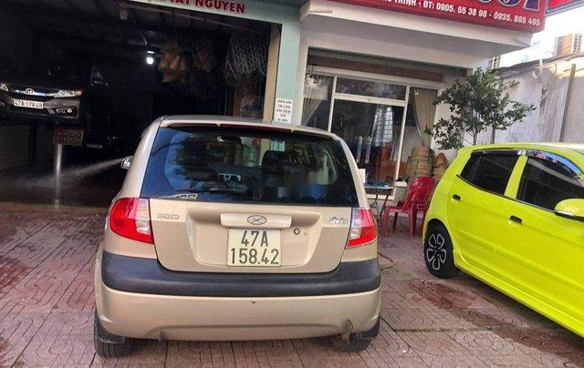 Xe Hyundai Getz sản xuất năm 2010, chính chủ sử dụng, giá mềm7