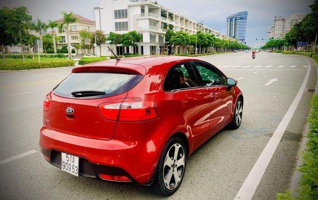Cần bán gấp Kia Rio năm sản xuất 2014, nhập khẩu nguyên chiếc, xe chính chủ4